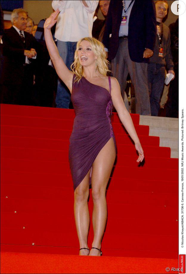 Britney Spears NRJ Music Awards 2002