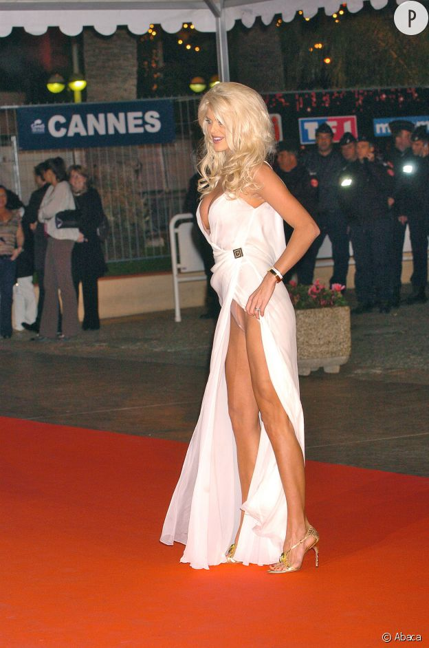 Victoria Silvstedt NRJ Music Awards 2005