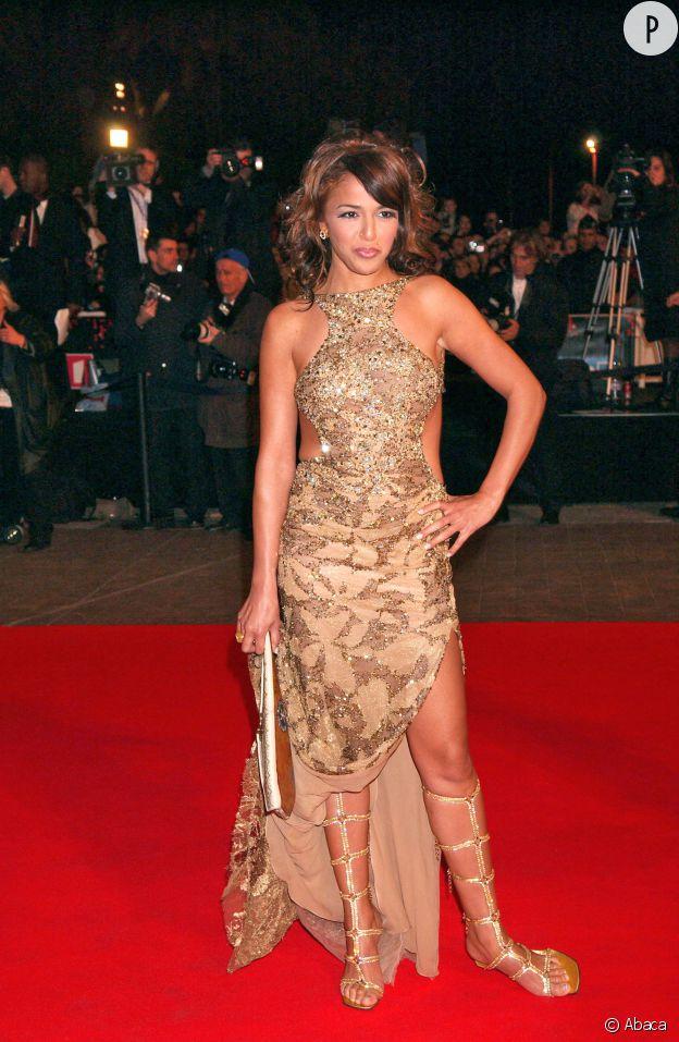 Nadiya NRJ Music Awards 2005