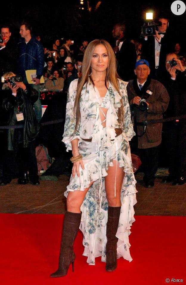 Jennifer Lopez NRJ Music Awards 2005