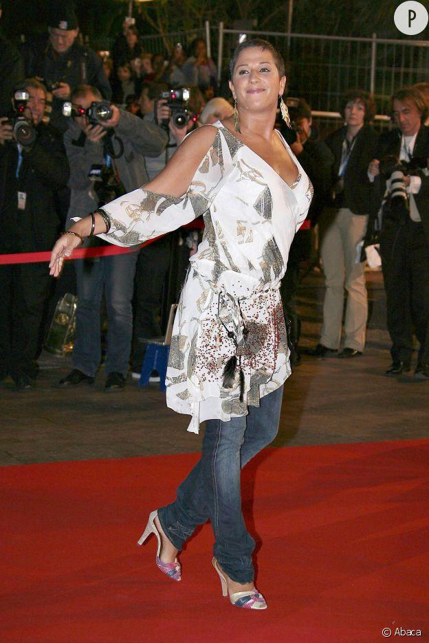 Diam's NRJ Music Awards 2007