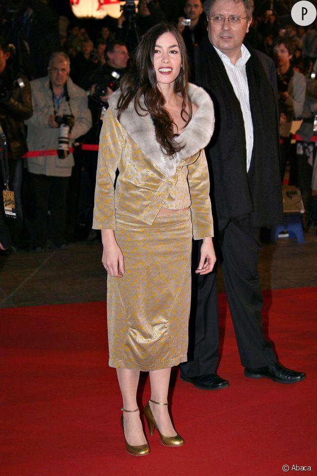 Olivia Ruiz NRJ Music Awards 2007