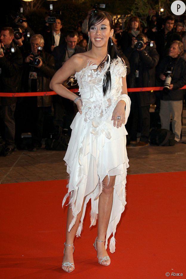 Mélissa M NRJ Music Awards 2008