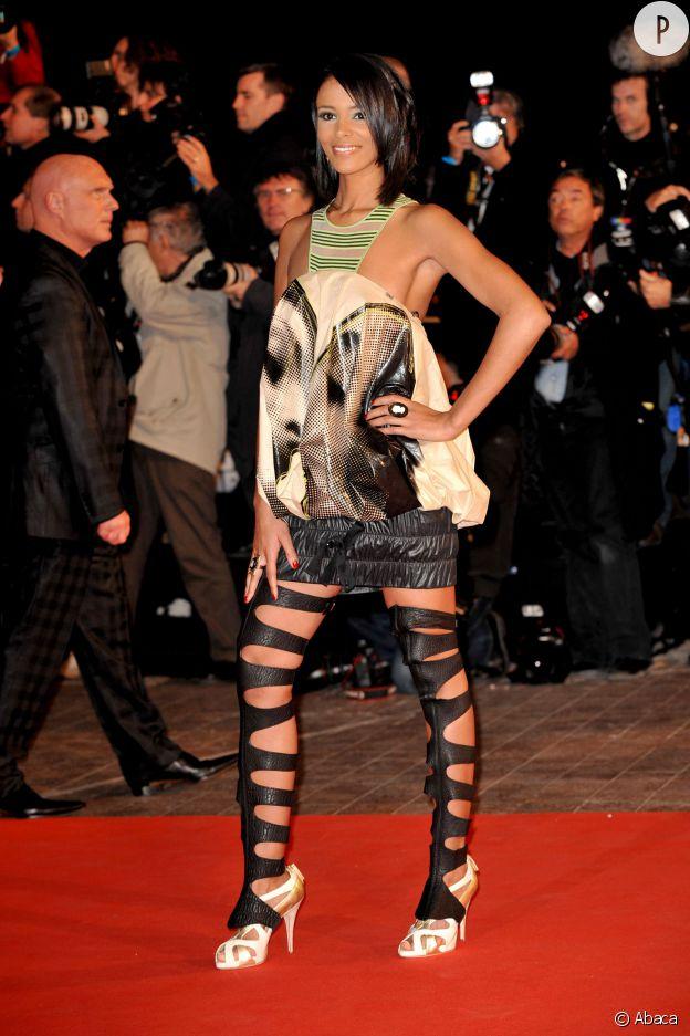 Shy'm NRJ Music Awards 2009