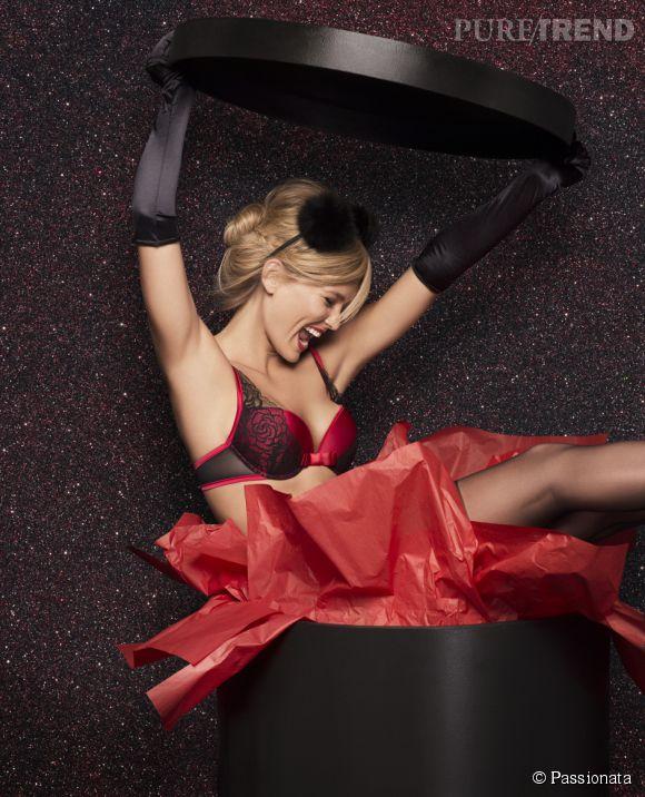 Puretrend a sélectionné pour vous 20 ensembles de lingerie pour Noël.