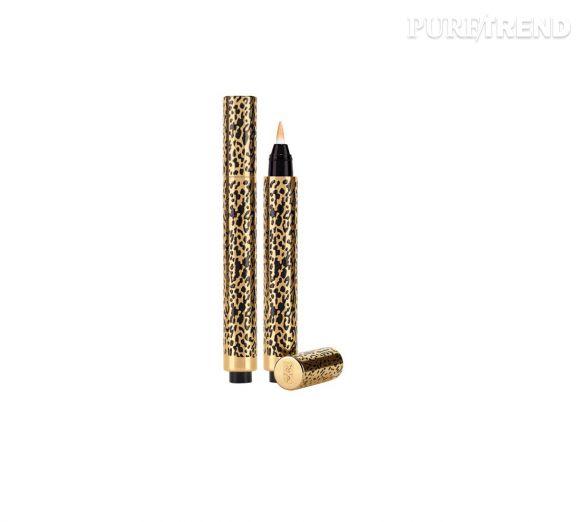 """La Touche Éclat Collector Wild Edition par Yves Saint Laurent est le """"must-have"""" beauté 2014"""