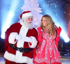 Mariah Carey : la plus sexy kitsch des mères Noël