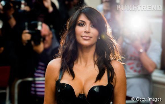 """Kim Kardashian n'est pas vexée par les remarques de Pippa Middleton. En revanche elle veut des """"fesses plates"""" maintenant."""