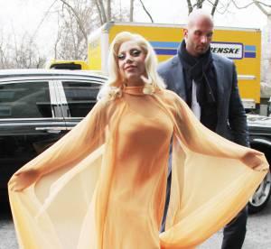Lady Gaga : diva en plein show, elle affole les passants