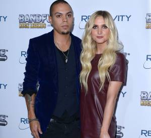 Ashlee Simpson et Evan Ross