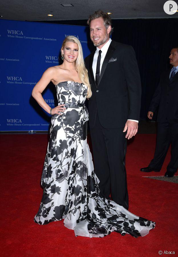 Jessica Simpson et Eric Johnson