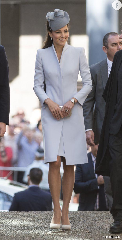 Kate Middleton, chic à Sydney.