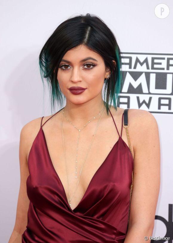 Kylie Jenner commence 2015 comme elle a terminé 2014 : en jouant les bimbos sur Instagram.