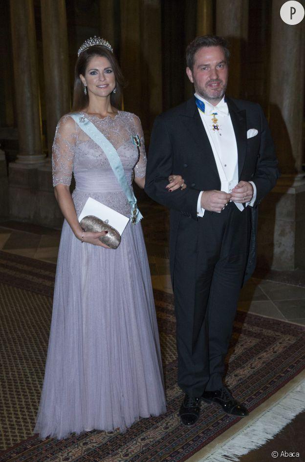 Madeleine de Suède et Chris O'Neill