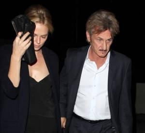 Charlize Theron et Sean Penn : débraillé-chic, un couple au comble du sex-appeal