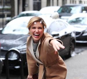Sophia Bush, une bataille de boules de neige ? Oui, mais en Louboutin !
