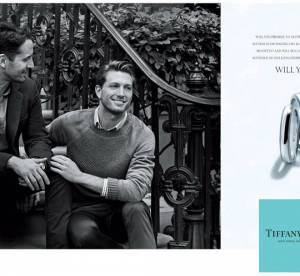 Tiffany & Co. : un couple gay à l'honneur pour une campagne de publicité