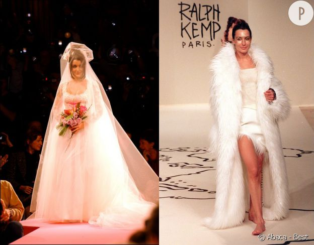 Jenifer vs Zazie le robe de mariée