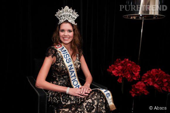 Allison Evrard a été élue Miss Nationale 2015 en décembre dernier.