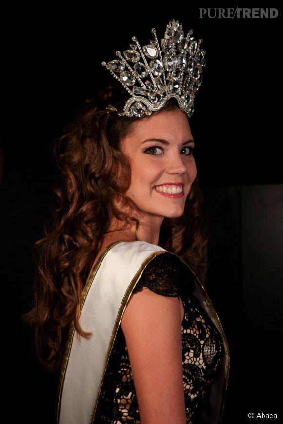 Allison Evrard est l'autre reine de beauté de l'Hexagone.