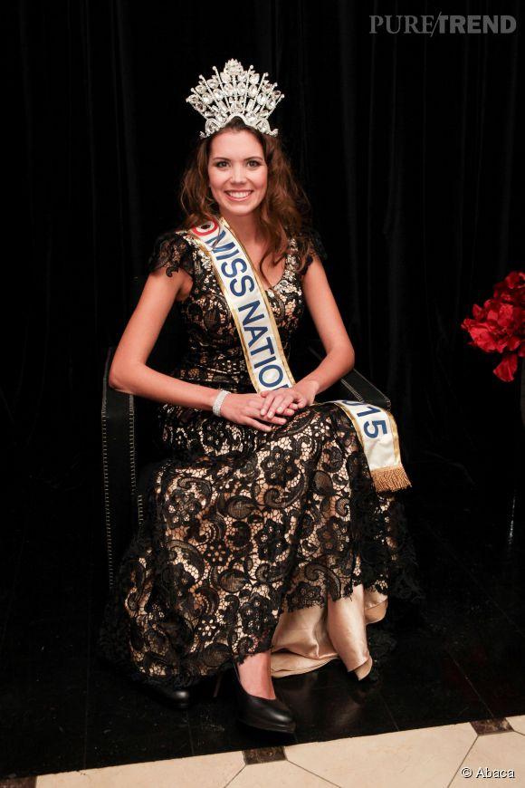 Miss Nationale 2015 : ancienne étudiante en marketing et communication, Allison Evrard souhaite que sa notoriété serve aussi à l'association Autour des Williams.