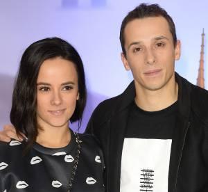Alizée et Grégoire Lyonnet : pause bisous en pleine tournée