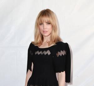 Melissa George : totalement canon dans sa petite robe noire ajourée