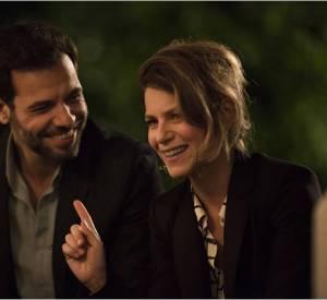 """On va voir """"Papa ou maman"""" pour le duo totalement déjanté que forment Marina Foïs et Laurent Lafitte dans les rôles de Vincent et Florence Leroy."""