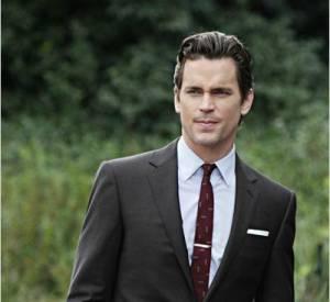 Matt Bomer, le plus sexy des agents du FBI du petit écran.
