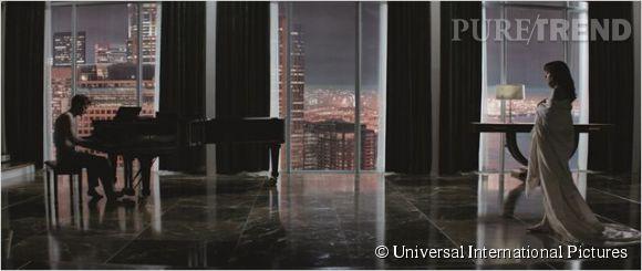 """Le soundtrack de """"50 Shades of Grey"""" offre un univers propice à la sensualité."""