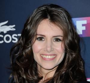 Louise Monot et son sourire radieux.