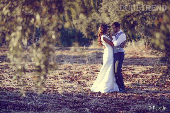 Instagram, source infinie d'inspiration pour le mariage.