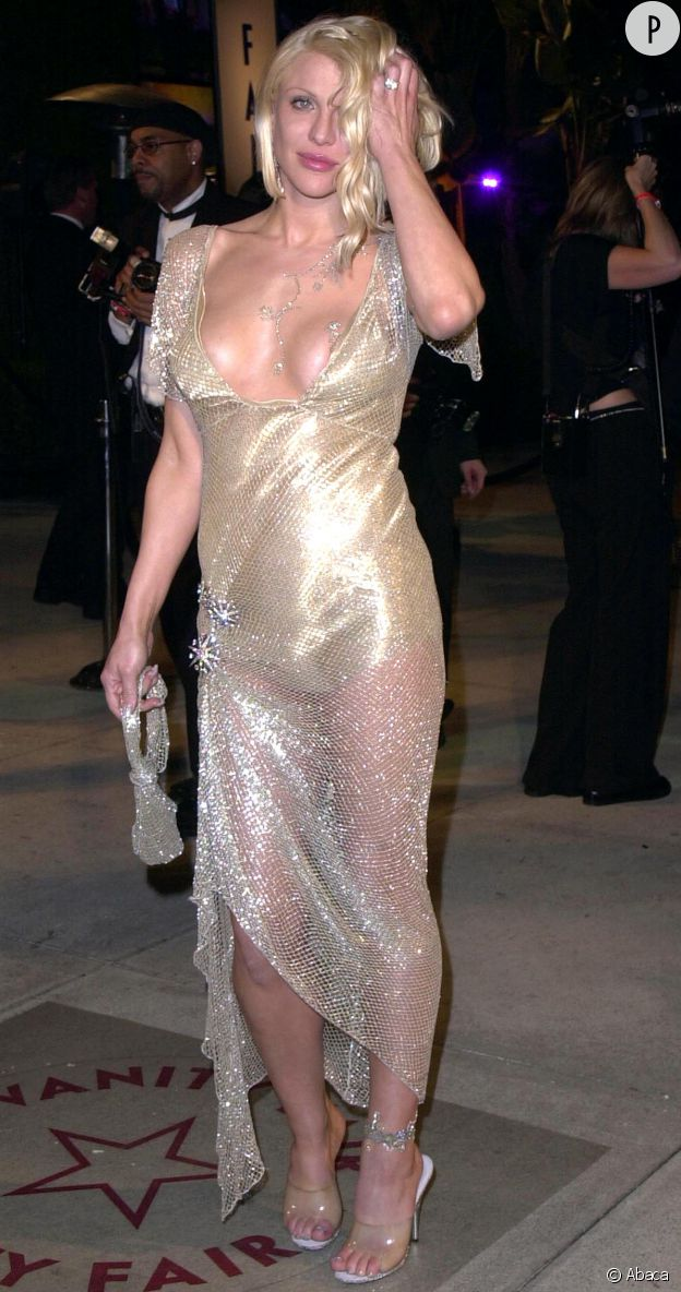 Courtney Love, Oscars 2001