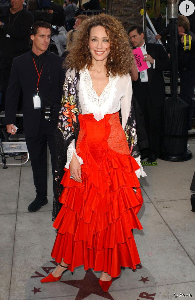 Marisa Berenson, Oscars 2002