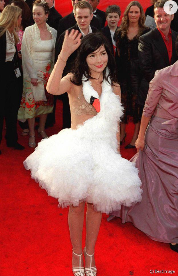 Björk, Oscar 2001