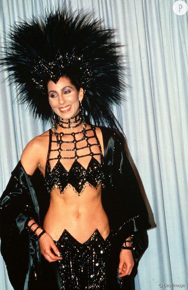 Cher, Oscar 1986
