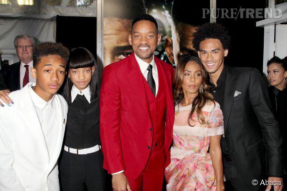 Selon  OK! Magazine , Will et Jada Pinkett Smith ne voudraient plus que leurs enfants aient de contact avec les soeurs Jenner.