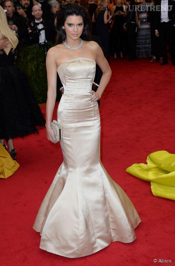 Kendall Jenner en 2014. Le temps de l'insouciance ?