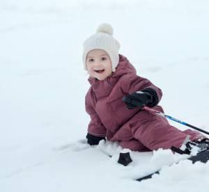 Princesse Estelle de Suède : l'adorable fille de Victoria s'éclate à la neige
