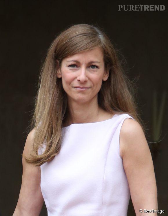 Anne Gravoin est une violoniste réputée et la femme à la tête de l'Alma Chamber Orchestra.