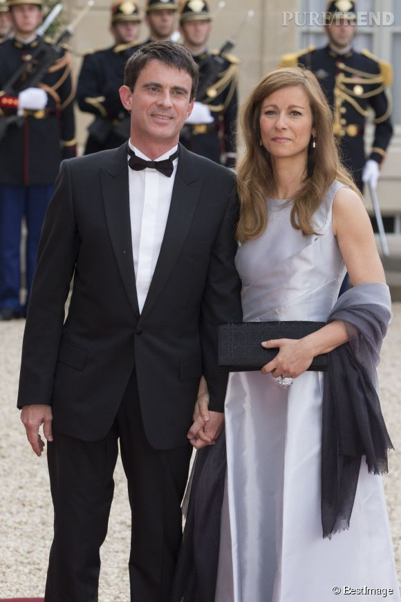 Anne Gravoin et Manuel Valls sont mariés depuis juillet 2010 et partagent le même goût pour la musique classique.