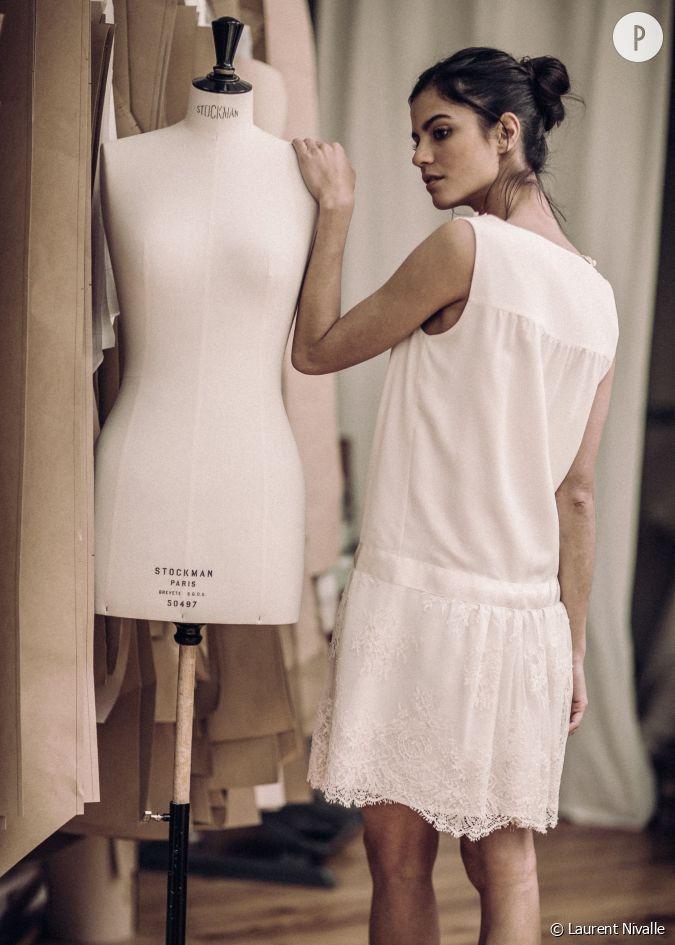 collection mariage civil laure de sagazan d coupe ann es 20 pour la robe sartre qui plaira aux. Black Bedroom Furniture Sets. Home Design Ideas