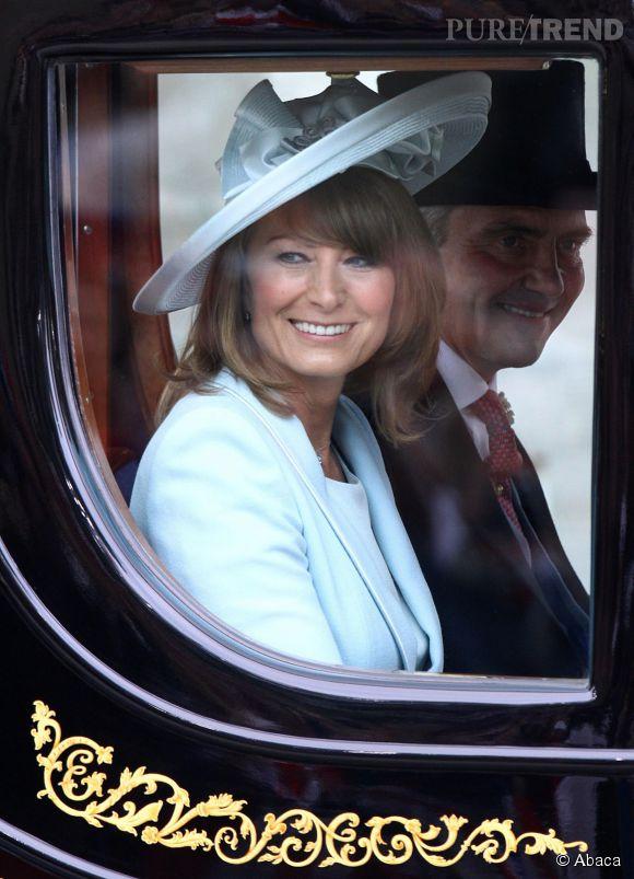 Carole Middleton serait une grand-mère tyrannique et imposerait ses volontés quant au quotidien de George.