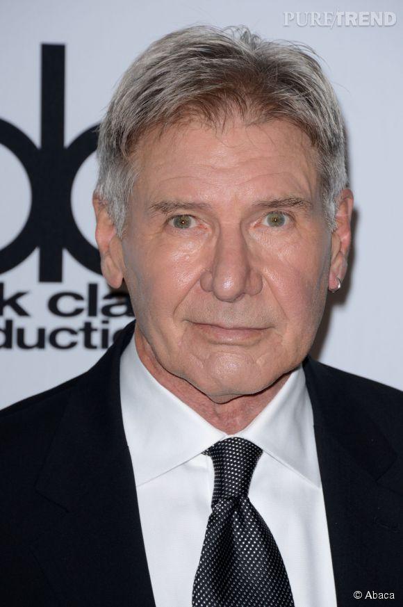 À 72 ans, Harrison Ford a encore de la ressource dans les situations difficiles.