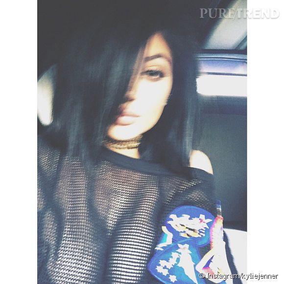 Kylie Jenner, la reine du show sexy sur Instagram ?