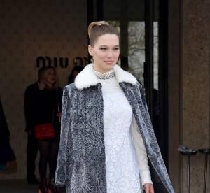 Léa Seydoux : l'allure rétro chic du printemps... À shopper !