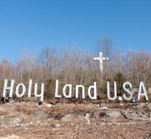 """Holy Land USA"", 2014."