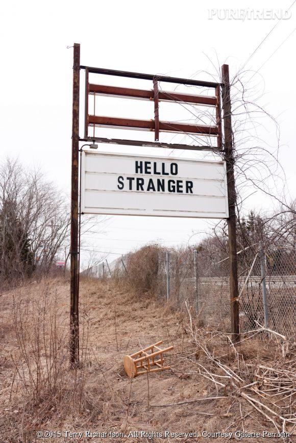 """""""Hello Stranger"""", 2014."""