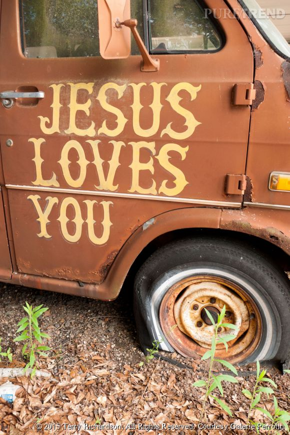 """Jesus Loves You"", 2014."