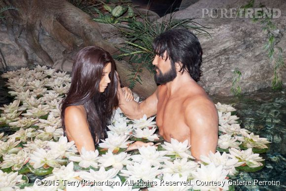 """Adam and Eve"", 2014."